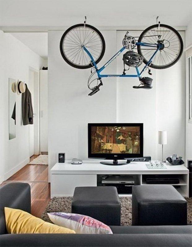 Фотография: Гостиная в стиле Лофт, Современный, Стиль жизни, Советы – фото на InMyRoom.ru