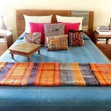 Фотография: Спальня в стиле , Восточный, Декор интерьера, Декор дома, Японский – фото на InMyRoom.ru