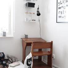 Фотография: Детская в стиле Кантри, Скандинавский, Современный, Кабинет, Декор интерьера, Декор дома – фото на InMyRoom.ru
