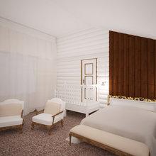 Фото из портфолио Дизайн интерьеров для загородного дома – фотографии дизайна интерьеров на InMyRoom.ru