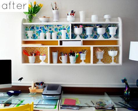 Фотография: Гостиная в стиле Скандинавский, Декор интерьера, DIY, Переделка – фото на InMyRoom.ru