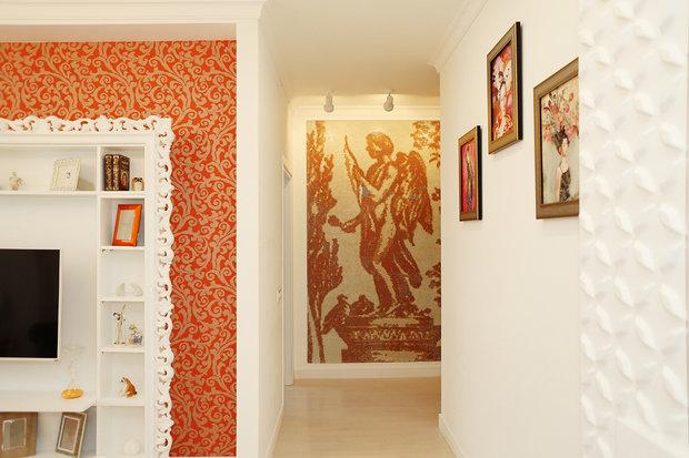 Фото из портфолио Коктейль красок – фотографии дизайна интерьеров на INMYROOM