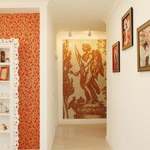 Фото из портфолио Коктейль красок – фотографии дизайна интерьеров на InMyRoom.ru