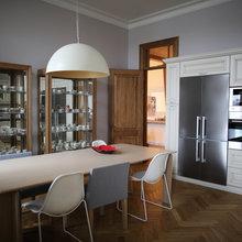 Фото из портфолио квартира для бабушки и дедушки – фотографии дизайна интерьеров на INMYROOM
