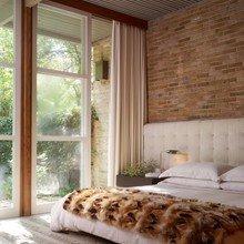 Фотография: Спальня в стиле Кантри, Классический, Лофт, Современный – фото на InMyRoom.ru