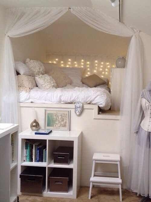 Фотография: Детская в стиле Прованс и Кантри, Советы, Бежевый, Серый, Мебель-трансформер, кровать-трансформер, диван-кровать – фото на InMyRoom.ru