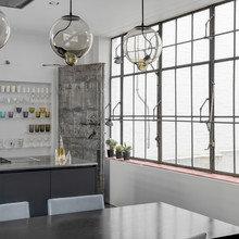 Фото из портфолио  Жилой лофт в здании обувной фабрики – фотографии дизайна интерьеров на InMyRoom.ru