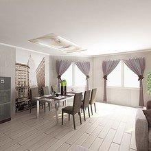 Фото из портфолио квартира ул. Годовикова – фотографии дизайна интерьеров на InMyRoom.ru