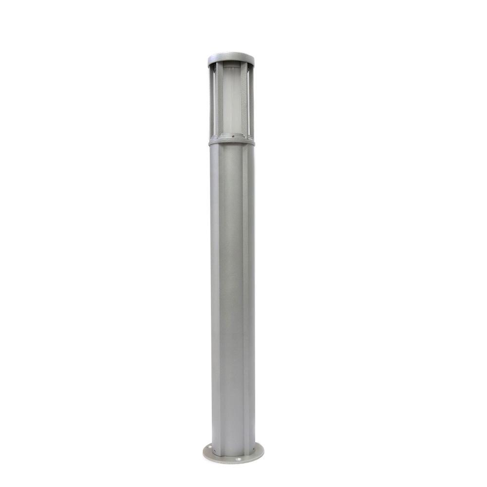 Уличный светильник Wever &Amp, Ducre Obelisk с плафоном из стекла матового белого цвета