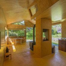 Фото из портфолио  Здание, скрытое в глубине парка в Нидерландах – фотографии дизайна интерьеров на INMYROOM