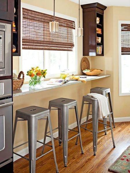 Фотография: Кухня и столовая в стиле Кантри, Декор интерьера, Декор дома, Кухонный остров – фото на InMyRoom.ru