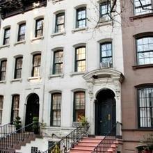 Фотография: Архитектура в стиле , Квартира, Дома и квартиры, Интерьеры звезд, Нью-Йорк – фото на InMyRoom.ru