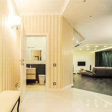 Фотография: Спальня в стиле Современный, Квартира, Дома и квартиры, Галерея Арбен – фото на InMyRoom.ru