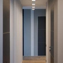 Фотография: Прихожая в стиле Лофт, Современный, Квартира, Минимализм, Проект недели – фото на InMyRoom.ru