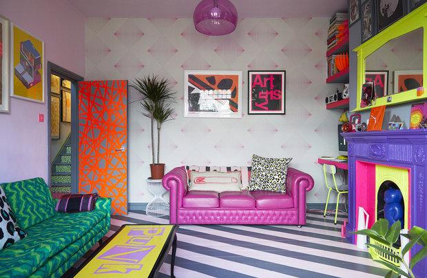 Фотография: Детская в стиле Эклектика, Декор интерьера, Квартира – фото на InMyRoom.ru