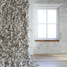 Фотография: Декор в стиле Лофт, Декор интерьера, Декор дома, Текстиль, Шторы – фото на InMyRoom.ru