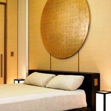 Фото из портфолио Японская спальня – фотографии дизайна интерьеров на INMYROOM