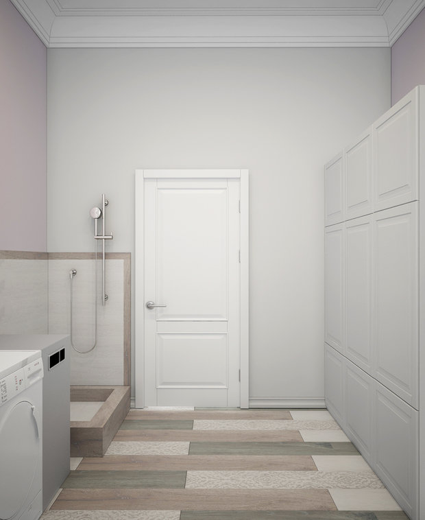 Фото из портфолио Дом на Истре – фотографии дизайна интерьеров на INMYROOM