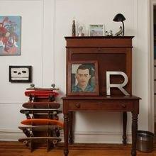 Фотография: Мебель и свет в стиле Кантри, DIY, Квартира, Аксессуары, Советы, хранение, хранение спортивных снарядов, хранение лыж в квартире, хранение роликов в квартире, хранение доски для серфинга в квартире, хранение сноуборда в квартире, идеи хранения велосипеда в квартире, хранение самоката в квартире, хранение скейта в квартире – фото на InMyRoom.ru
