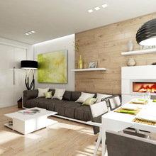 Фото из портфолио идеи гостинной – фотографии дизайна интерьеров на InMyRoom.ru