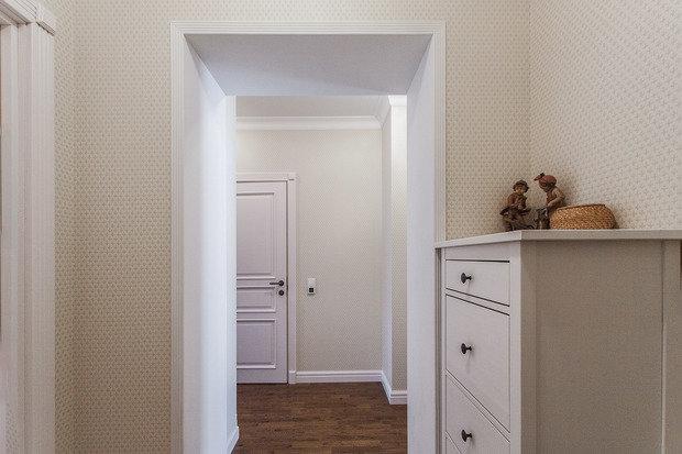 Фото из портфолио Квартира в стиле американская/современная классика – фотографии дизайна интерьеров на INMYROOM