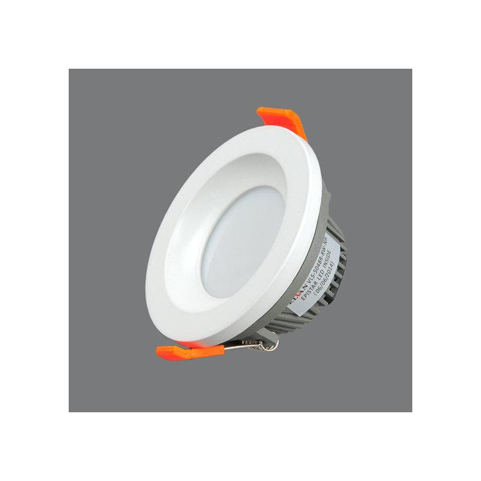 Встраиваемый светильник Elvan из пластика и металла