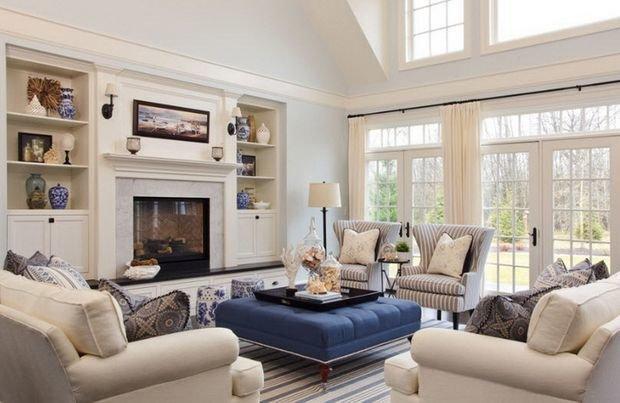 250 фото идей дизайна гостиной: советы по выбору стиля, отделки и мебели