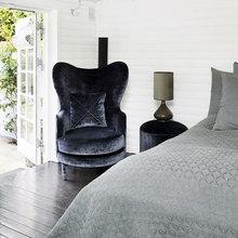 Фото из портфолио Романтичный деревянный дом в лесу – фотографии дизайна интерьеров на INMYROOM