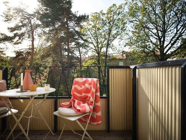Фотография: Балкон в стиле Скандинавский, Декор интерьера, Швеция, Стокгольм – фото на INMYROOM