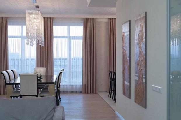Фото из портфолио Квартира по ул.Цвиллинга – фотографии дизайна интерьеров на INMYROOM