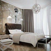 Фотография: Спальня в стиле Кантри, Декор интерьера, Мебель и свет, Светильник – фото на InMyRoom.ru