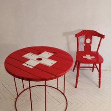 Фотография: Мебель и свет в стиле , August, Индустрия, Люди, Стулья – фото на InMyRoom.ru