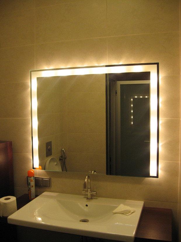 Фотография: Ванная в стиле , Интерьер комнат, Мебель и свет, Советы – фото на InMyRoom.ru