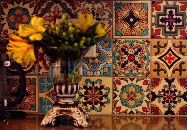 Фотография: Декор в стиле , Декор интерьера, Декор дома, Плитка – фото на InMyRoom.ru