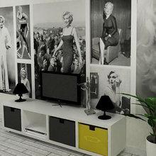 Фото из портфолио Marilyn Monroe – фотографии дизайна интерьеров на InMyRoom.ru