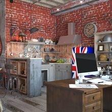 Фото из портфолио showroom Clerkenwell House, Moscow, 2013 – фотографии дизайна интерьеров на INMYROOM