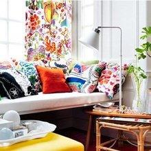 Фото из портфолио Текстиль, фактура и всякие полезности – фотографии дизайна интерьеров на INMYROOM