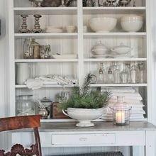 Фотография: Кухня и столовая в стиле , Декор интерьера, Дом, Стиль жизни, Советы, Шебби-шик – фото на InMyRoom.ru