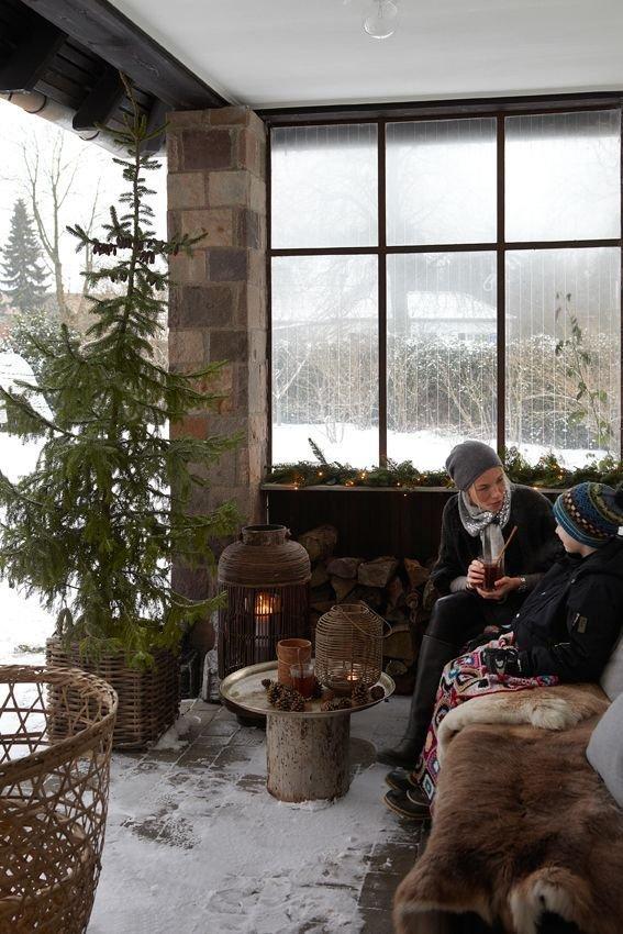 Фотография:  в стиле Прованс и Кантри, Современный, Дом, Дома и квартиры, Архитектурные объекты – фото на InMyRoom.ru