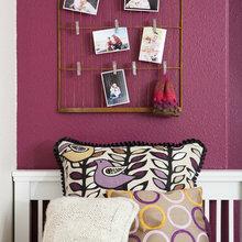Фотография: Декор в стиле Кантри, Декор интерьера, Декор дома, Цвет в интерьере, Обои – фото на InMyRoom.ru