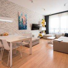 Фото из портфолио Квартира в Park Avenue  – фотографии дизайна интерьеров на INMYROOM