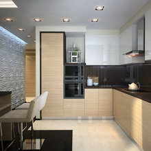 Фото из портфолио кухня-столовая – фотографии дизайна интерьеров на INMYROOM