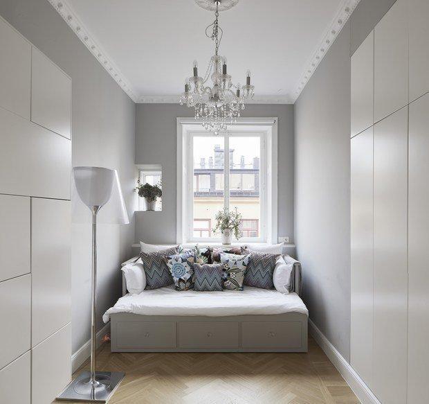 Дизайн квартиры в Стокгольме