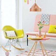 Фотография: Гостиная в стиле Современный, Декор интерьера, Дизайн интерьера, Цвет в интерьере, Белый – фото на InMyRoom.ru