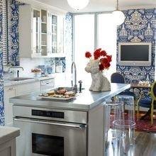 Фотография: Кухня и столовая в стиле Эклектика, Декор интерьера – фото на InMyRoom.ru