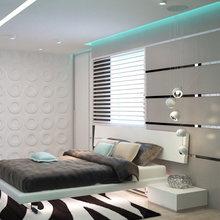 Фото из портфолио bed rooms – фотографии дизайна интерьеров на InMyRoom.ru