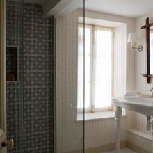 Фотография: Ванная в стиле Кантри, Декор интерьера, Дом и дача, Нормандия – фото на InMyRoom.ru