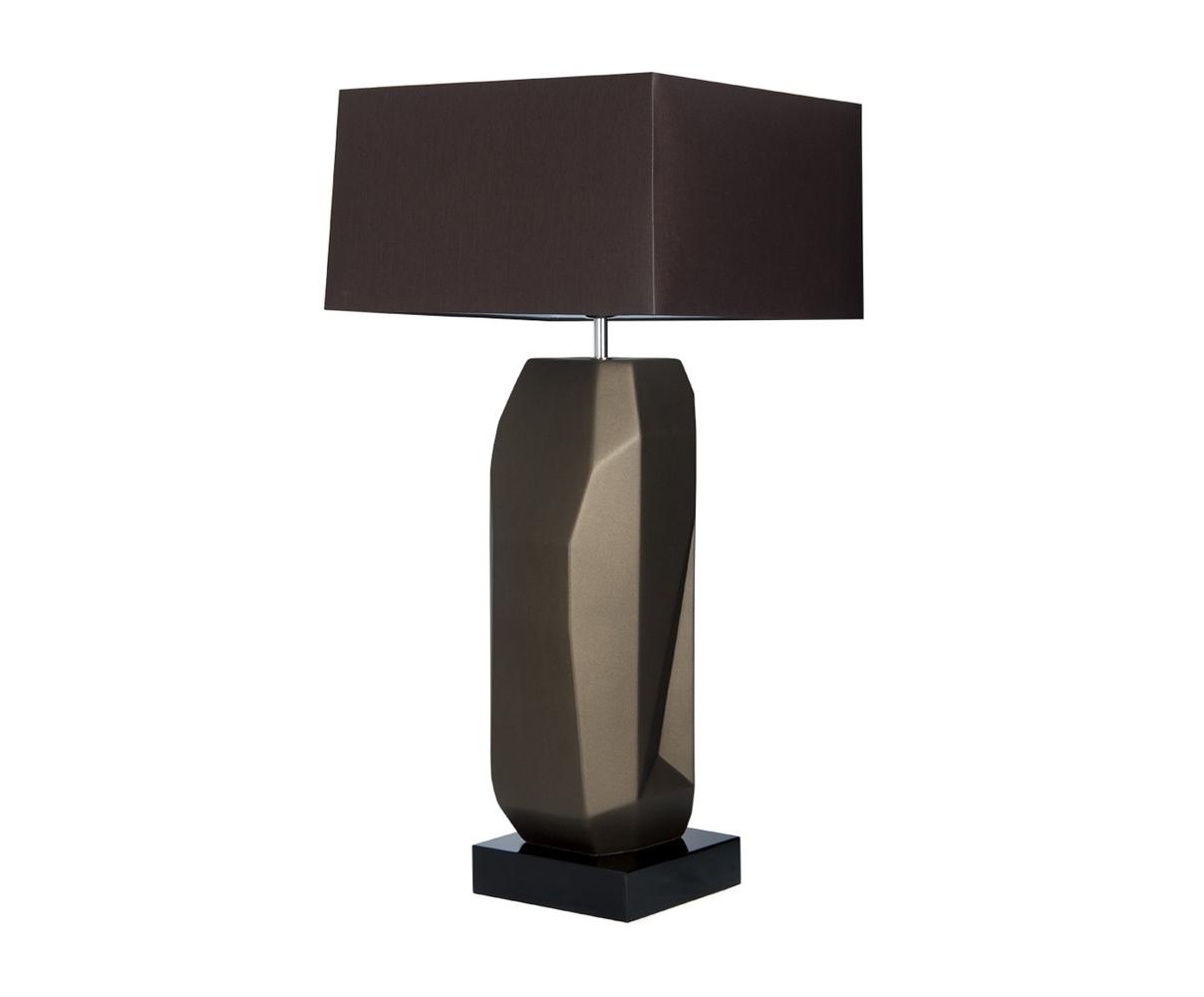 Купить Настольная лампа цвета венге, inmyroom, Португалия