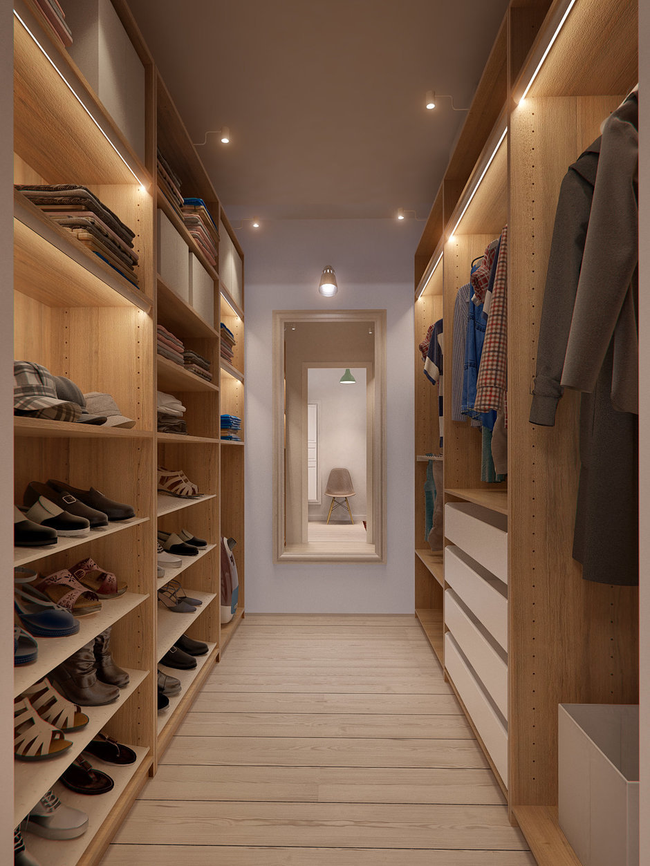 Фотография:  в стиле Современный, Квартира, Дома и квартиры, IKEA, Проект недели – фото на InMyRoom.ru