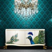 Фотография: Декор в стиле Классический, Современный, Эклектика, Гостиная, Интерьер комнат, Lola Glamour, Комод – фото на InMyRoom.ru